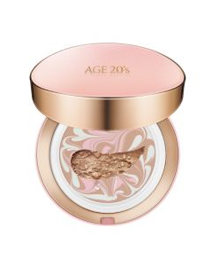 Age 20's Signature Essence Cushion Foundation Moisture - Pink #21 Light Beige  SPF50+ PA++++