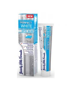 Beverly Hills Formula Perfect White Optic Blue Toothpaste 100 ml