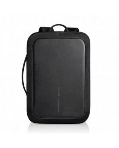 Bobby Bizz Anti-Theft Backpack & Briefcase Black