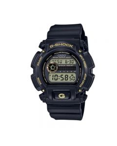 Casio G-Shock DW-9052GBX-1A9 Black Resin Band Men Sports Watch