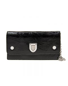 Christian Dior Patent Leather Black