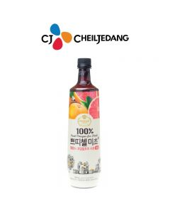 CJ Petitzel Fruit Vinegar Korea-Grapefruit