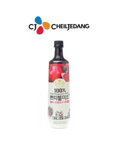 CJ Petitzel Fruit Vinegar Korea-Pomegranate