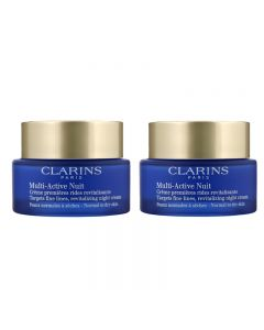 Multi-Active Night Cream -50 ml x 2