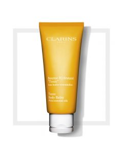 CLARINS Toning Body Balm with Essential Oils 200 ml