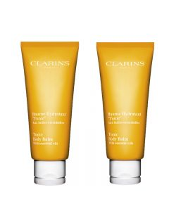 CLARINS Toning Body Balm with Essential Oils 200 ml x 2