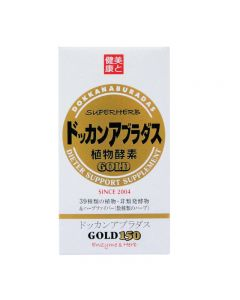 Dokkan Abura Das Gold Enzyme Diet Supplement 150 Tablets Japan