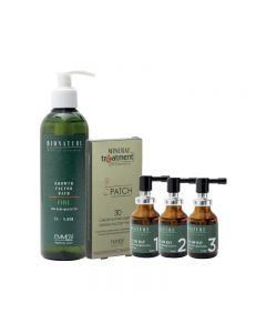 Emmebi Italia Anti Hair Loss BIONATURE 60 DAYS TREATMENT