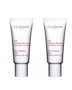 CLARINS Eye Contour Gel 20 ml x 2
