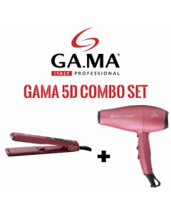 GAMA Italy 5D Therapy Treatment Combo Set