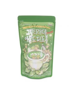 Tom's Farm Green Tea Latte Korea Almond Nuts