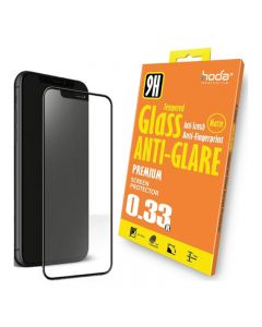 Hoda 2.5D 0.33mm Full Coverage Tempered Glass iPhone XR-Matte