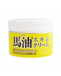Japan Loshi Horse Oil Moisture Skin Cream