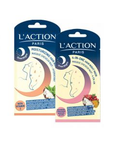 L'Action Overnight Hair Mask 20ml (Set of 2)