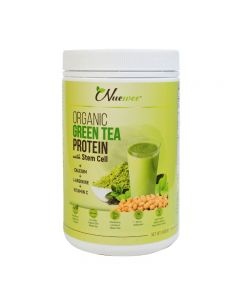 Nuewee Organic Green Tea Protein with Stem Cell 450g