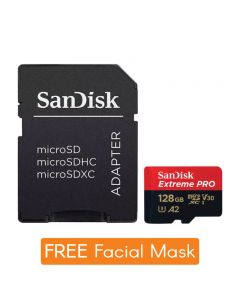 Original SanDisk micro SD card Extreme Pro 128gb 170mb/s