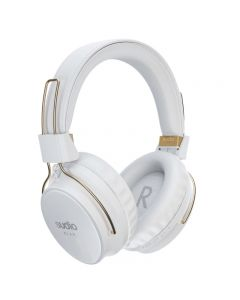 Sudio Klar White Bluetooth Headphone
