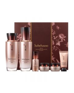 Sulwhasoo TimeTreasure Duo Skincare Set - Korea Sulwhasoo Time Treasure Duty Free