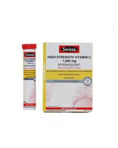 Swisse Ultiboost High Strength Vitamin C Effervescent 60
