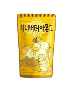 Tom's Farm Honey Butter Almonds Nuts Korea 210g